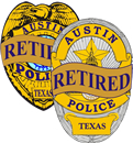 Austin Police Retired Offiers Association logo